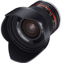 12mm F2.0 NCS CS �u���b�N [�t�W�t�C�����p]