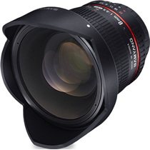 8mm F3.5 FISH-EYE LENS [フォーサーズ用]